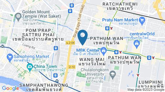 Good start apartment Map