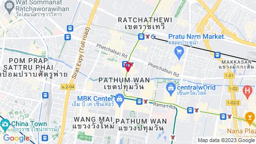 VIE Hotel Bangkok - MGallery Map