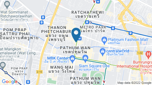 Evergreen Place Siam by UHG Map