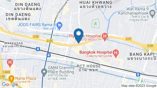 Golden Tulip Sovereign Hotel Map