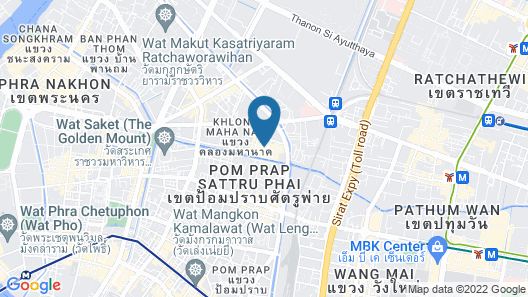 Prince Suites Residence Managed by Prince Palace Map