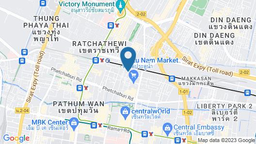 Grand Omari Map