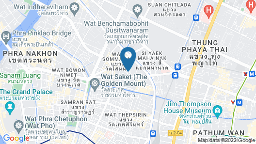 Royal Princess Larn Luang Map