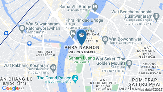 New Siam Palace Ville Map