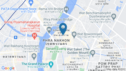 Rambuttri Village Inn & Plaza Map