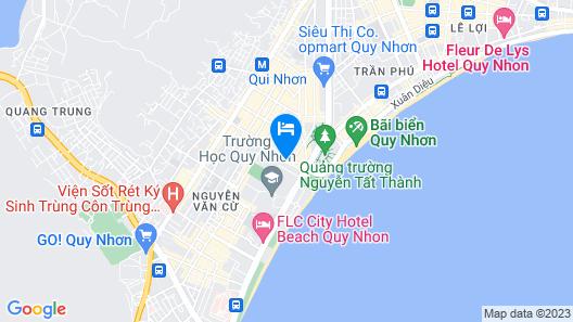 Mira Hotel Map