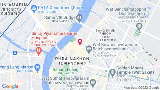 Amarin Inn Map