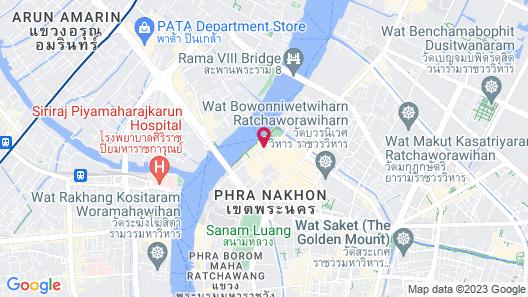 Navalai River Resort Map