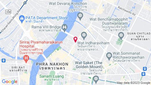 Casa Nithra Bangkok Map