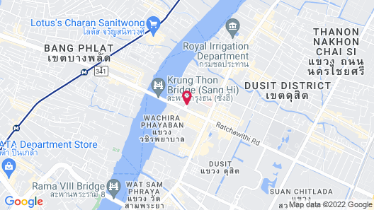 The Siam Map