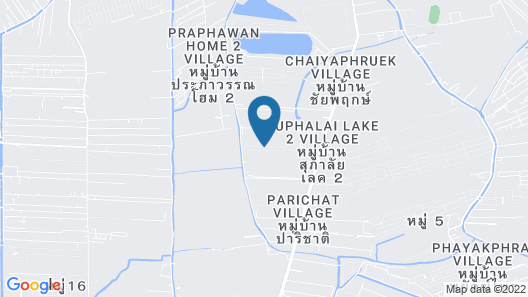 T House. Your Home in Bangkok Map