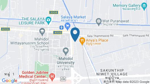 LOFT Salaya Map