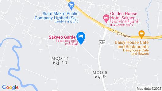 Sakaeogarden Hotel Map