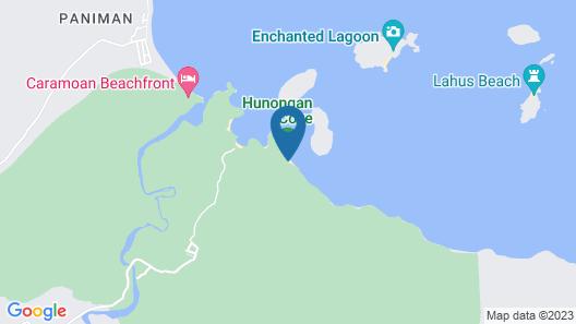 Hunongan Cove Map