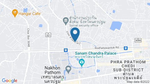 Baan Jantra Place Map