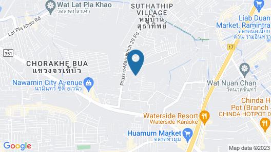 A Joy House Map