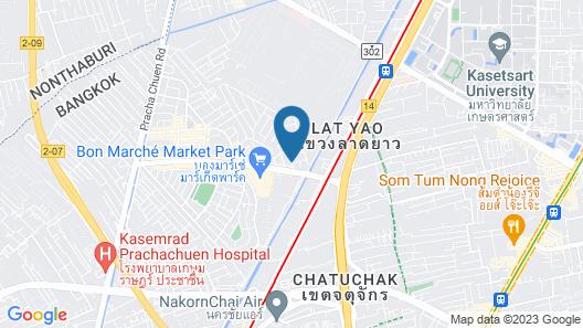 Ravipha Residences Map
