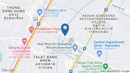 Phranakhon Grand View Map