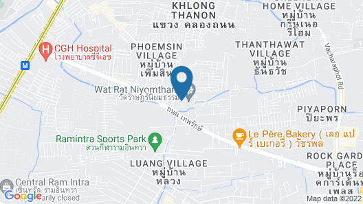 Phurahong Homestay Map