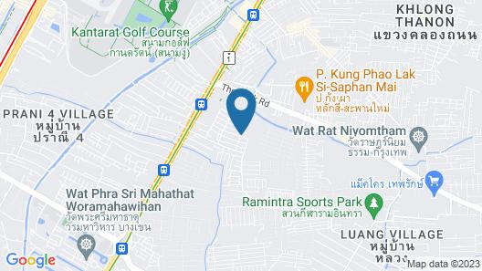 Thanapa Mansion Map
