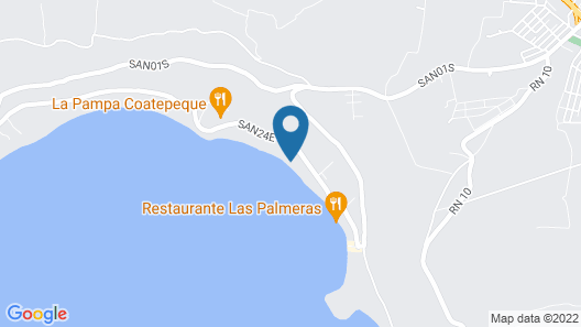 Mikiterio Lake Retreat Map