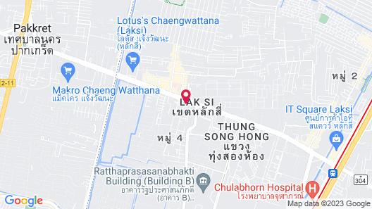 Narra Hotel Map