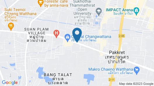 Best Western Plus Wanda Grand Hotel Map