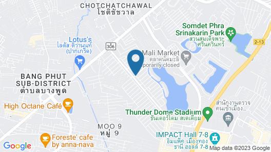 The Lake 3 Condominium Map