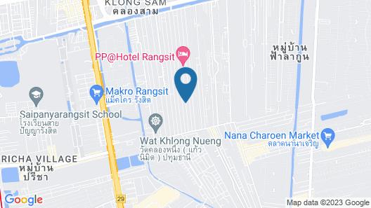 DD Mansion Rangsit Map