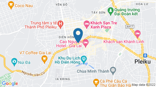 Duy Nhat Hotel 1 Map