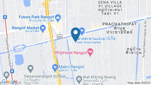 Daoreang  Resort 2 Map