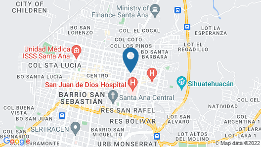 Hostal Sole Map