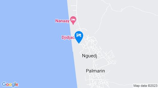 Maison Dhôte Abanna Map