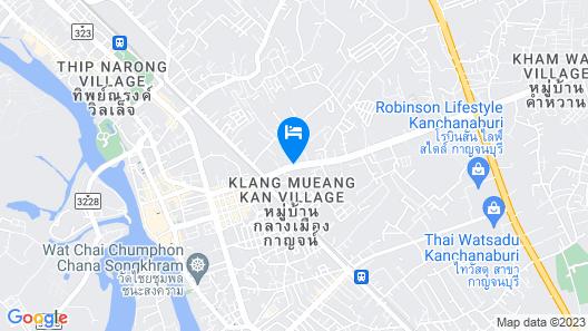 Kanokan Hotel Map