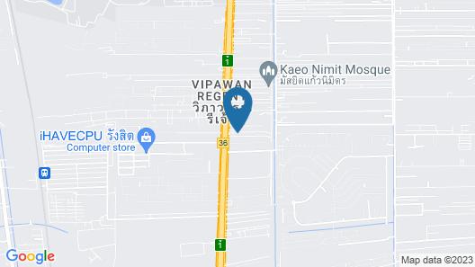 PSM At Rangsit Map