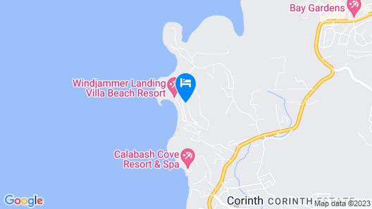 Island II Map
