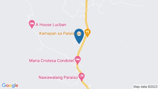 Kamayan sa Palaisdaan Hotel and Resort Map