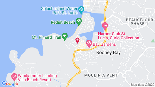 Coco Palm Map