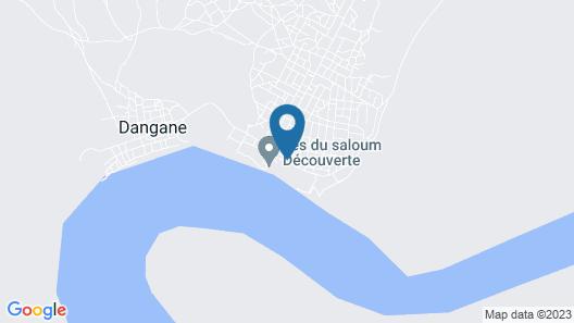 N'Danthiene  Map