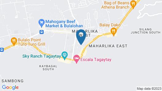 Tagaytay Condotel Map