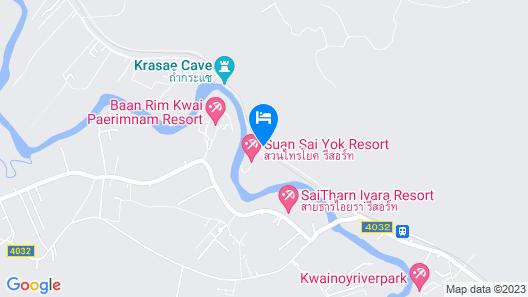 Suansaiyok Resort Map