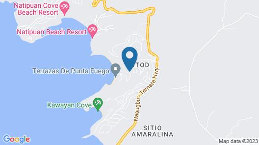Amara Residences Map