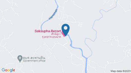 Saksupha Resort Map