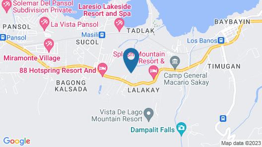 Colorado Spring Resort Map
