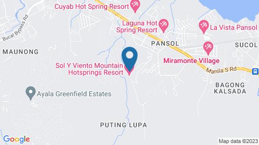Sol Y Viento Pansol Map