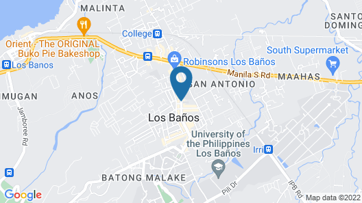 Centtro Residences Map