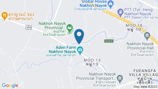 Juntra Resort and Hotel Map