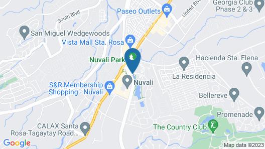 Seda Nuvali Map