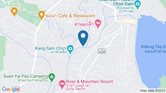 Thannam River Resort Map