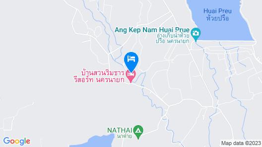 Ban Suan Rim Tarn @ Nakornayok Map